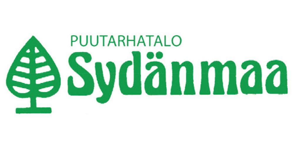 Puutarhatalo Sydänmaa logo